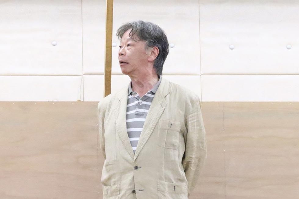 佐山陽規(ハスラー役)